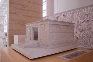 The Ara Pacis of Augustus