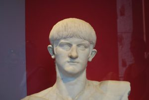 The young Nero
