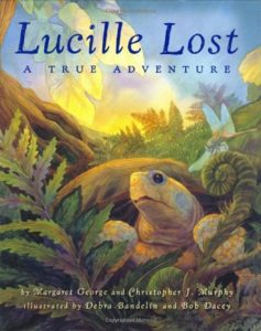 Lucille Lost by Margaret George and Christopher J. Murphy